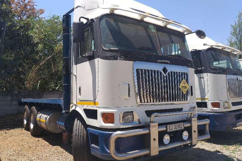 International Truck Other 2012 International Eagle 9800I Rigid + Drawbar 2012