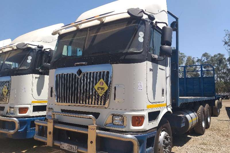 International Truck Other 2012 International Eagle 9800I Rigid + Drawbar 2012