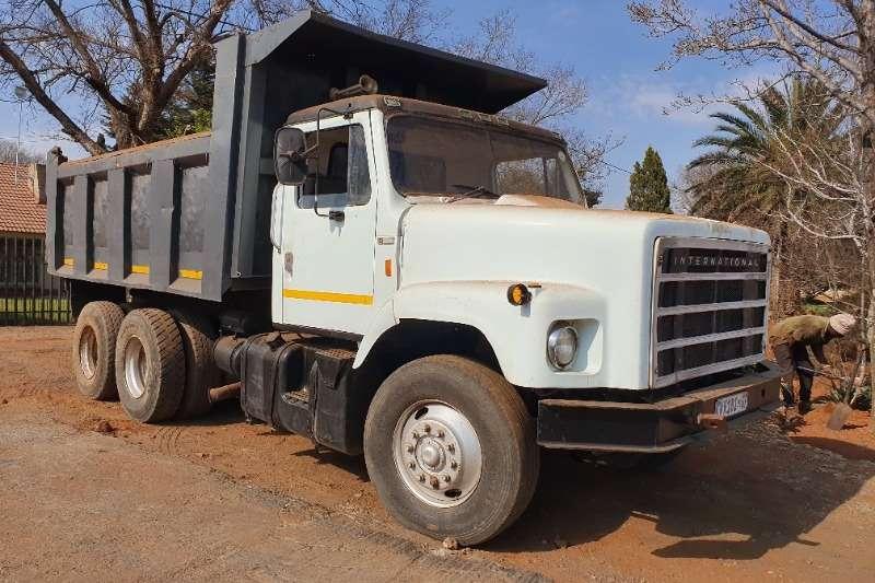 International Truck Tipper Paystar (10 cube)
