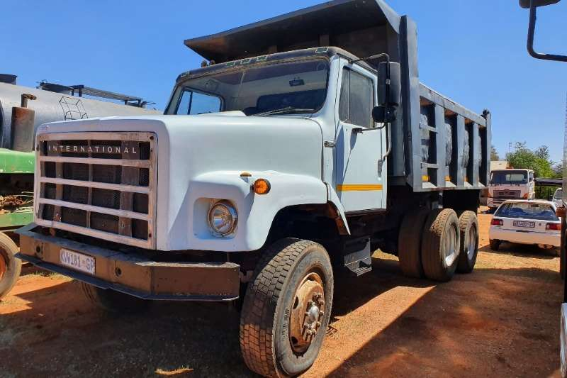 International Truck Tipper Paystar (10 cube)