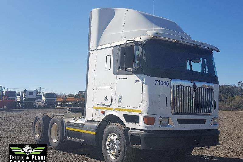 International Truck-Tractor Double axle 2007 International 9800i Pro Sleeper 2007