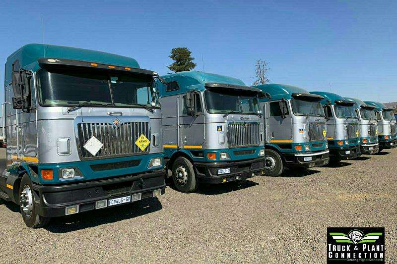 International Truck-Tractor Double axle Internationals Spring Specials 2011
