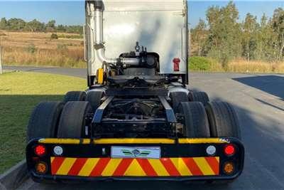 International 2012 International 9800i Midroof Autoshift Truck tractors