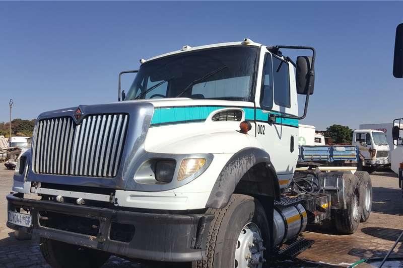 International Water bowser trucks 7600 2008