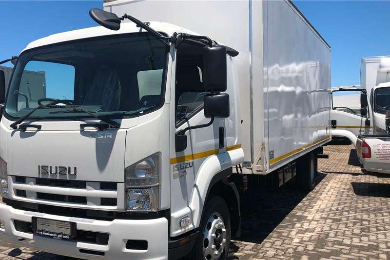 Isuzu FSR 800 Manual Box trucks