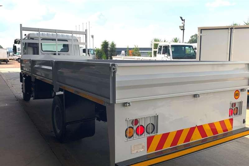 Isuzu FTR 800 F/C Dropside Box trucks