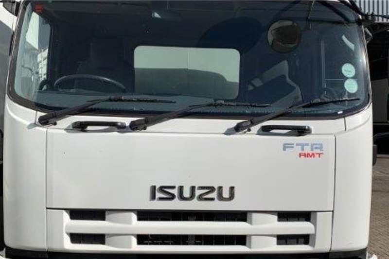 Isuzu Box trucks FTR 850 AMT 2019