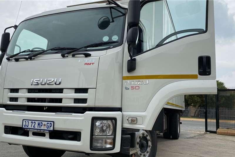 Isuzu FTR 850 AMT Box trucks