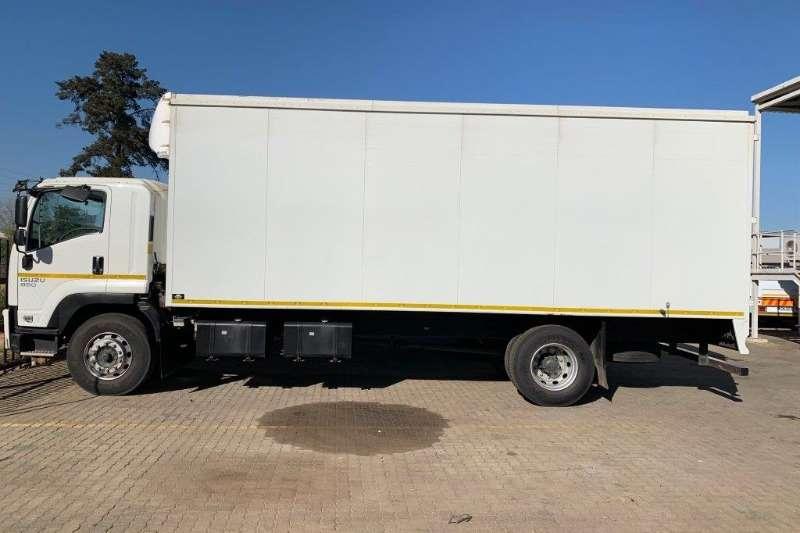 Isuzu Box Trucks FTR 850 AMT Demo 2019