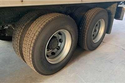 Isuzu FVM 1200 F/C Volume Van Box trucks