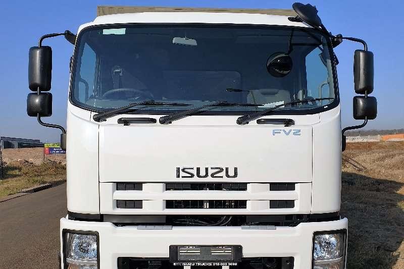 Isuzu Box trucks FVZ 1400 2020