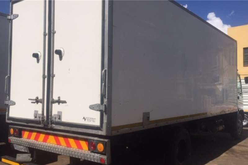 Isuzu Isuzu FTR 800 Volume Body Box trucks