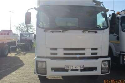 Isuzu ISUZU FTR850 VAN BODY Box trucks