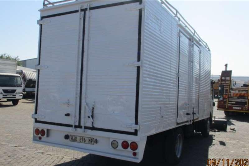 Isuzu ISUZU NQR500 VAN BODY AMT Box trucks