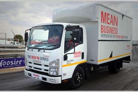 Isuzu NEW NMR 250 SWB AMT Box trucks