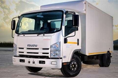 Isuzu Box trucks NEW NPR 400 AMT 2020
