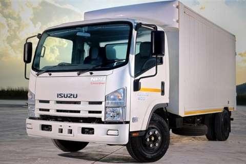 Isuzu NEW NPR 400 AMT Box trucks