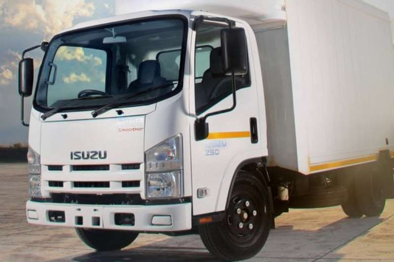 Isuzu NMR 250 AMT Box trucks