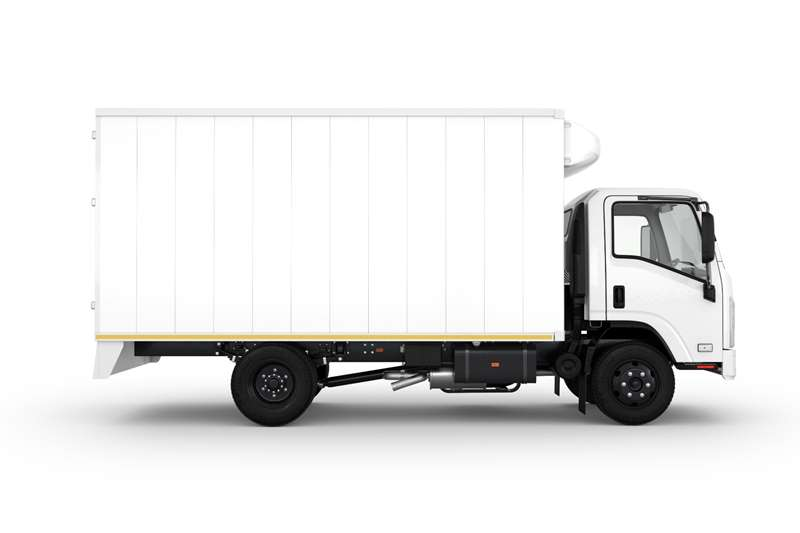 Isuzu Box trucks NMR 250 AMT 2020