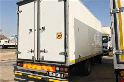 Isuzu NPR400 Volume Body Box trucks