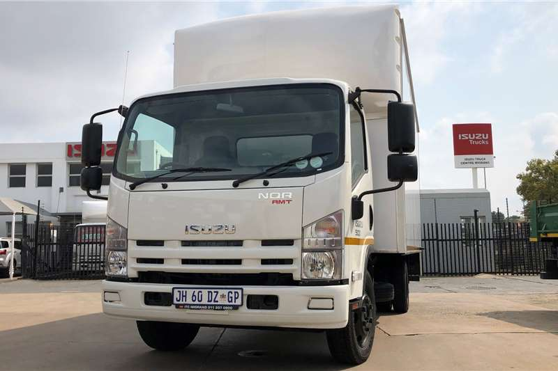 Isuzu Box Trucks NQR 500 AMT Demo 2019