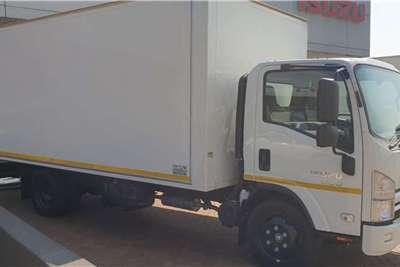 Isuzu NQR 500 AMT Van Body Box trucks