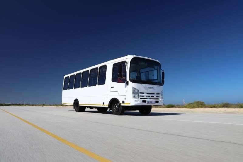 Isuzu Buses 32 seater NQR 500 2020