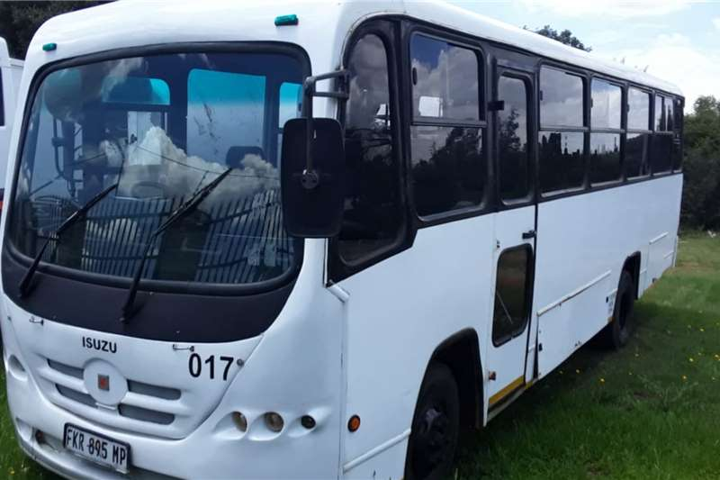 Isuzu 36 seater bus Buses
