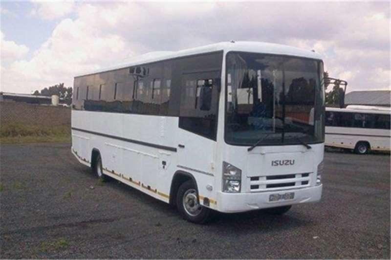 Isuzu Buses 40 seater NEW FRR 550 LWB 2019