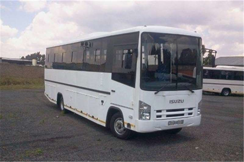 Isuzu Buses 40 seater NEW FRR 550 LWB 2020