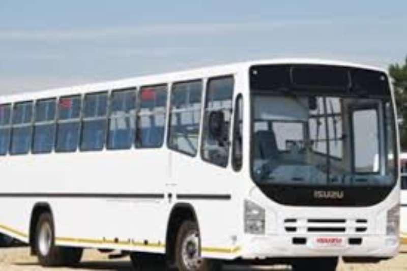 Isuzu Buses 60 Seater FTR 850 60 Seater Commuter Bus 2020
