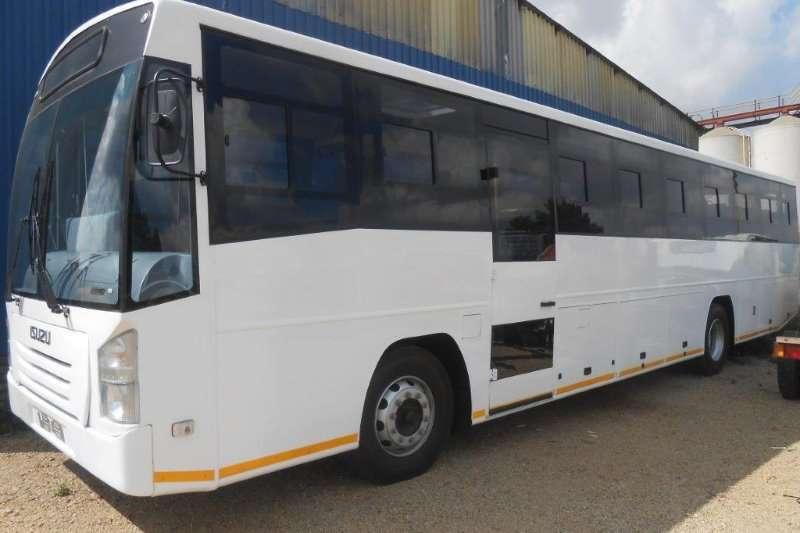 Isuzu Buses 65 seater NEW FVR 900 LWB 2020