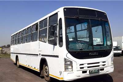 Isuzu FTR 850 61 SEATER BUS Buses