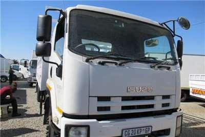 Isuzu FTR 850 Cattle body trucks