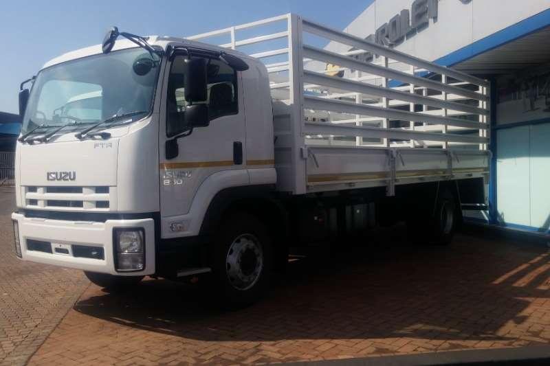 Isuzu Cattle body trucks FTR 850 Man Cattle Body 2020