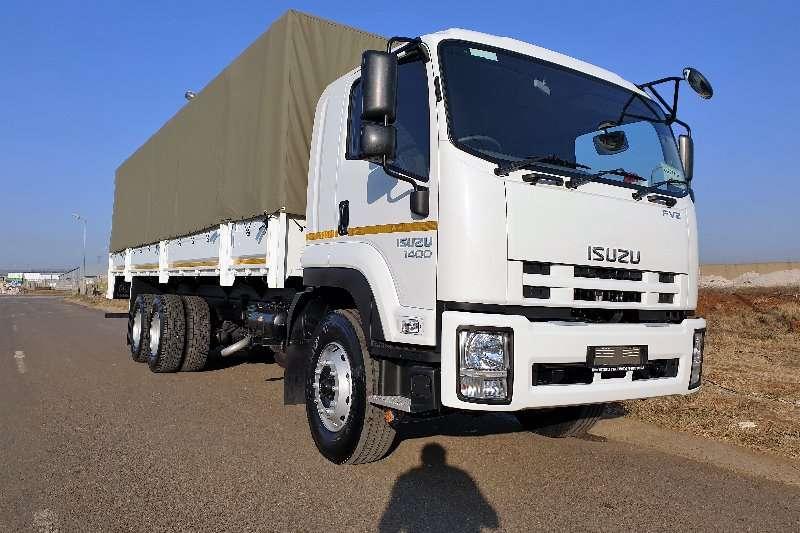 Isuzu Cattle body trucks FVZ 1400 2020