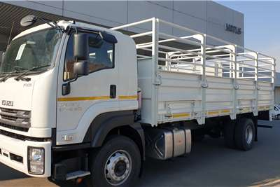 Isuzu FXR 17 360 Cattle / Maize Body truck for sake Cattle body trucks