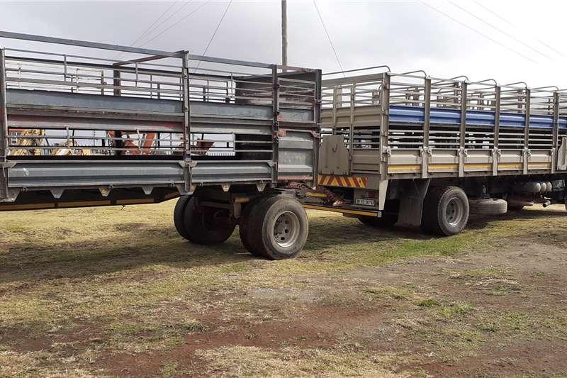 Isuzu Cattle body trucks Isuzu 17.360