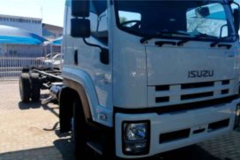 Isuzu Chassis cab trucks 22% DISCOUNT ON THIS FTR 850 AMT 2020