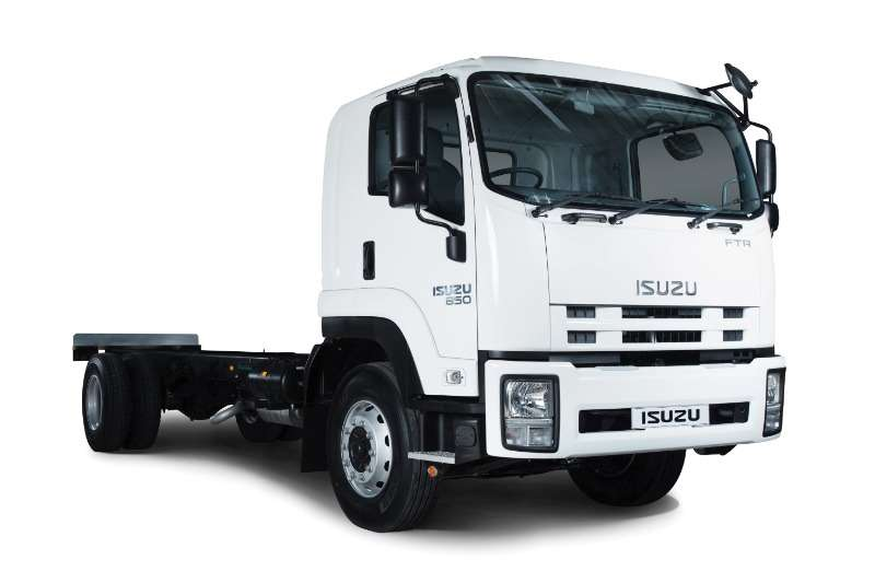 Isuzu Chassis cab trucks FTR 850 Manual Chassis Cab 2020