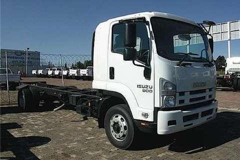 Isuzu Chassis cab trucks NEW FSR 800 Manual 2020