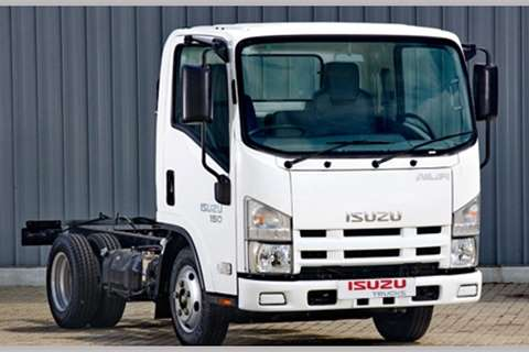 Isuzu Chassis cab trucks NEW NLR 150 Chassis Cab 2020