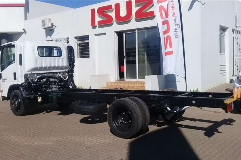 Isuzu Chassis cab trucks NPR 400 Manual 2020