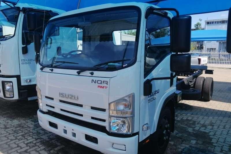 Isuzu Chassis cab trucks NQE 500 AMT AT 2019 PRICE 20 % DISCOUNT 2020