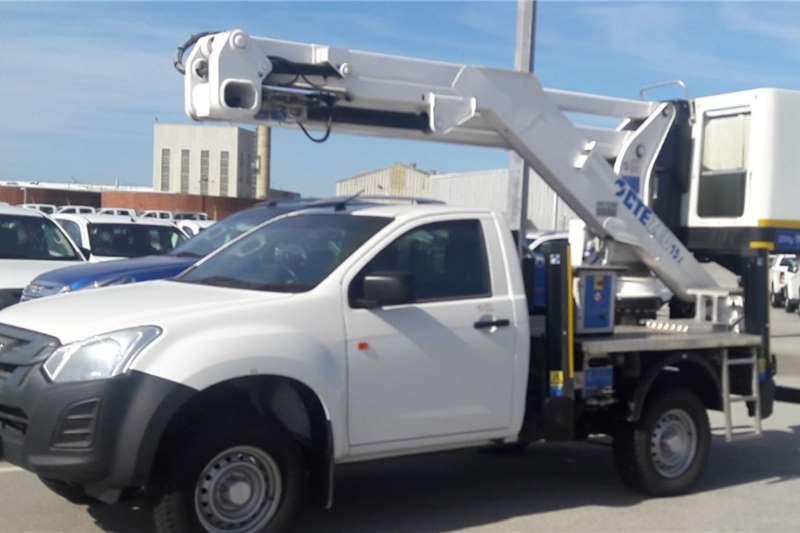 Isuzu Cherry picker trucks Isuzu D Max 250 Fleet Side Aerial platform 2020