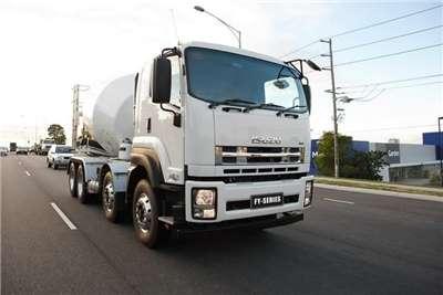 Isuzu FYH 33 360 Mixer Concrete mixer trucks