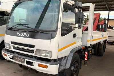 Isuzu FTR 800 F/C D/S Fassi F170 Crane Crane trucks