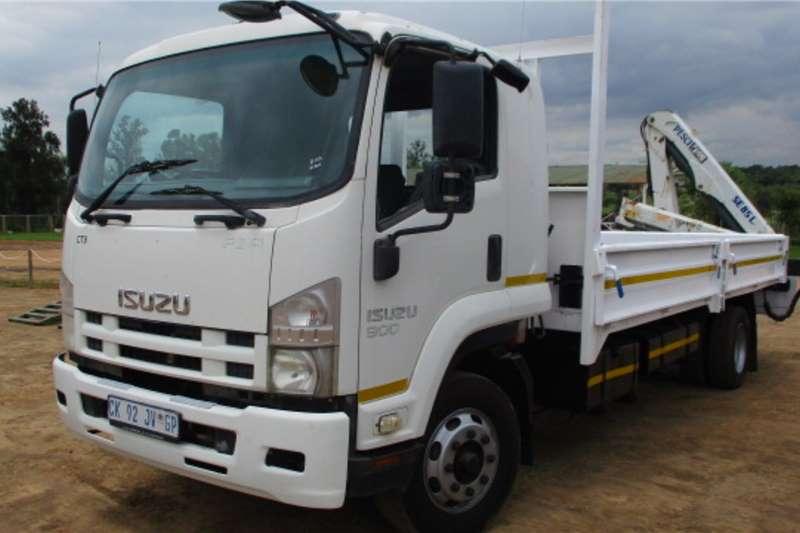 Isuzu Crane trucks ISUZU FSR 800 2013