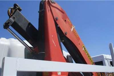 Isuzu ISUZU FTR 800 DROPSIDE WITH PK15000 CRANE Crane trucks