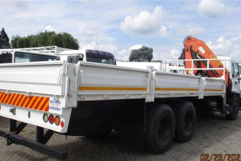 Isuzu ISUZU FVZ1400 WITH PK23500 CRANE Crane trucks